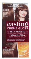 L'Oréal - Casting Créme Gloss - Caring color without ammonia - 600 Dark Blonde