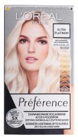 L'Oréal - Préférence - ULTRA PLATINUM - Brightening hair dye, up to 9 levels with conditioner to prevent yellow reflections - EXTREME PLATINUM