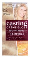 L'Oréal - Casting Créme Gloss - Caring without ammonia - 910 Iced Blonde