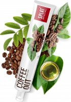 SPLAT - SPECIAL COFFEE OUT TOOTHPASTE - Whitening toothpaste for discoloration after coffee and tea - 75 ml