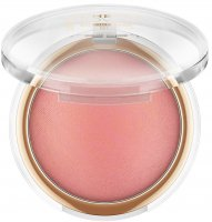 Catrice - Cheek Lover Oil-Infused Blush - Baked blush - 010 BLOOMING HIBISCUS