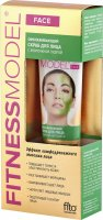 Fito Cosmetic - FITNESS MODEL - Face Meso Mask with Hyaluronic Acid - Rejuvenating face mask with hyaluronic acid - 45 ml
