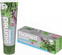 BIOMED - BIOCOMPLEX - Complete Care Natural Toothpaste - Refreshing toothpaste - 100 g