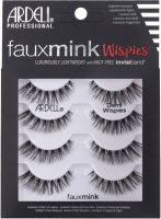 ARDELL - Faux mink 4 Pack - Set of 4 pairs of false eyelashes on a strip
