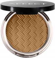 AFFECT - GLAMOR PRESSED BRONZER - Pressed face bronzer with an admixture of Cupuacu butter - 8 g