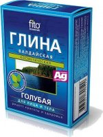 Fito Cosmetic - Blue Waldaik clay for face and body - 100 g