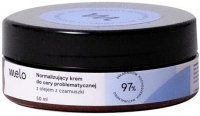 Melo - Normalizing face cream with black cumin oil - Problematic skin - 50 ml