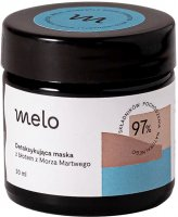 Melo - Detoxifying Face Mask with Dead Sea Mud - 30 ml