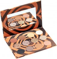 Mexmo - Nude Fantasy Eyeshadow Palette by Andzia There - Palette of 12 eyeshadows