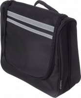 NOBLE - A fold-out men's toiletry bag with a hook - Spot S002