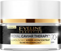 Eveline Cosmetics - ROYAL CAVIAR THERAPY 70+ - Luxurious face cream-concentrate with snail slime - Day - 50 ml