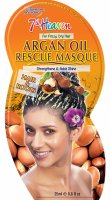 7th Heaven (Montagne Jeunesse) - Argan Oil Rescue Masque - Strengthening mask for dry and curly hair with argan oil - 25 ml