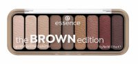 Essence - The BROWN Edition Eyeshadow Palette - Palette of 9 eyeshadows - 30 Gorgeous Browns