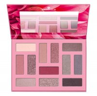 Essence - OUT IN THE WILD Eyeshadow Palette - Palette of 12 eyeshadows - 01 Don't stop blooming!