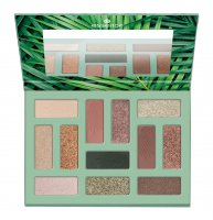 Essence - OUT IN THE WILD Eyeshadow Palette - Palette of 12 eyeshadows - 02 Don't stop beleafing!