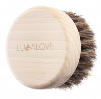 LULLALOVE - Soft bust, neck and cleavage brush - 100% horsehair