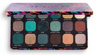 MAKEUP REVOLUTION - FOREVER FLAWLESS SHADOW PALETTE - Palette of 18 eyeshadows - CHILLED