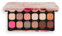 MAKEUP REVOLUTION - FOREVER FLAWLESS SHADOW PALETTE - Palette of 18 eyeshadows - AFFINITY