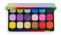 MAKEUP REVOLUTION - FOREVER FLAWLESS SHADOW PALETTE - Palette of 18 eyeshadows - WE ARE LOVE