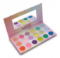 Mexmo - PASTEL DRIP EYESHADOW PALETTE by Andzia There - Palette of 18 eyeshadows