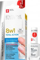 EVELINE COSMETICS - NAIL THERAPY PROFFESSIONAL 8in1 Total Action