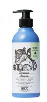 YOPE - NATURAL SHAMPOO FOR OILY HAIR - Olive tree, white tea and basil - 300 ml