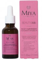 MIYA - BEAUTY.lab - Smoothing Serum with an anti-aging complex 5% - 30 ml