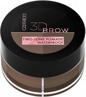 Catrice - 3D BROW Two-Tone Pomade Waterproof - Waterproof Double Brow Pomade - 5 g