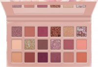 Catrice - Nude Peony - Pressed Pigment Palette - Palette of 18 eye pigments