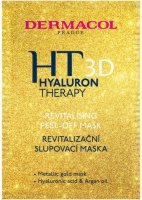 Dermacol - 3D HYALURON REVITALIZING THERAPY PEEL-OFF MASK - Revitalizing mask with hyaluronic acid - 15 ml