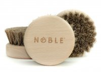 NOBLE - Soft brush for bust, neck and cleavage massage - Horsehair - SCZ10