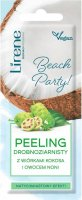 Lirene - Beach Party! - Fine-grained peeling with coconut shavings and noni fruit - 7 ml