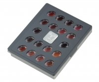 KRYOLAN - LIP ROUGE MINI-PALETTE - ART. 9026