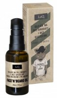 LaQ - FACE 'N' BEARD OIL - Aftershave and beard oil - Wild boar - 30 ml