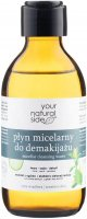 Your Natural Side - Micellar Cleansing Water - Micellar Cleansing Water - Cucumber and Green Tea - 190 ml