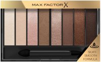Max Factor - MASTERPIECE NUDE PALETTE - Palette of 8 eyeshadows - 6.5 g - 001 CAPPUCCINO NUDES
