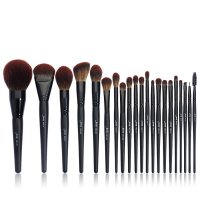 JESSUP - Makeup Lover Complete Collection - Set of 21 make-up brushes - T271