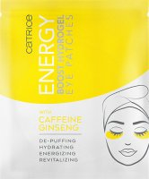 Catrice - ENERGY BOOST HYDROGEL Eye Patches - Hydrogel eye patches - 1 pair