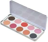 KRYOLAN - BLUSHER - Palette of 10 blushes - ART. 5194