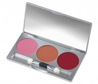 Kryolan - Palette of 3 blushes - Art. 5193