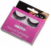 KillyS - Inter-Vion - Natural Eyelashes + Glue