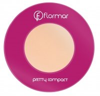 Flormar - Pretty compact - Pressed powder