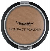 Pierre René - Compact Powder - Bronzing powder with jojoba and minerals - No. 13
