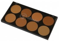 Tile - Palette of 8 Mineral Powders