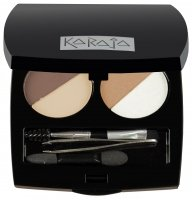 Karaja - Eye & Brow Basic - Shadows - REF. 357