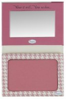 THE BALM - Instain - Staining powder blush - HOUNDSTOOTH