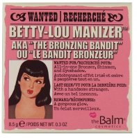 THE BALM - BETTY-LOU MANIZER - Multifunctional bronzer