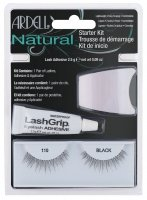 ARDELL - Fashion LASHES / NATURAL (starter kit) - 110 - 110