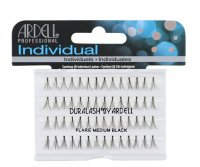 ARDELL - Individual DuraLash - Eyelashes - 302106 - FLARE MEDIUM BLACK - 302106 - FLARE MEDIUM BLACK