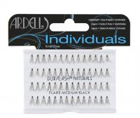 ARDELL - Individual DuraLash - Eyelashes - 408105 - KNOT FREE FLARES MEDIUM BLACK - 408105 - KNOT FREE FLARES MEDIUM BLACK